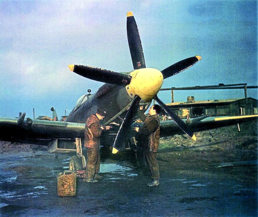 Spitfire XIV 2