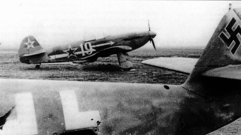 Yak-3 2