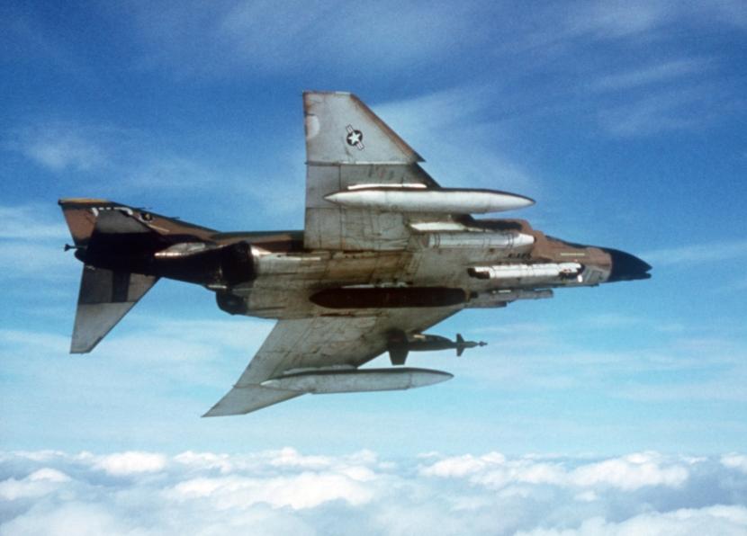 F-4D_8th_TFW_with_GBU-12_1980