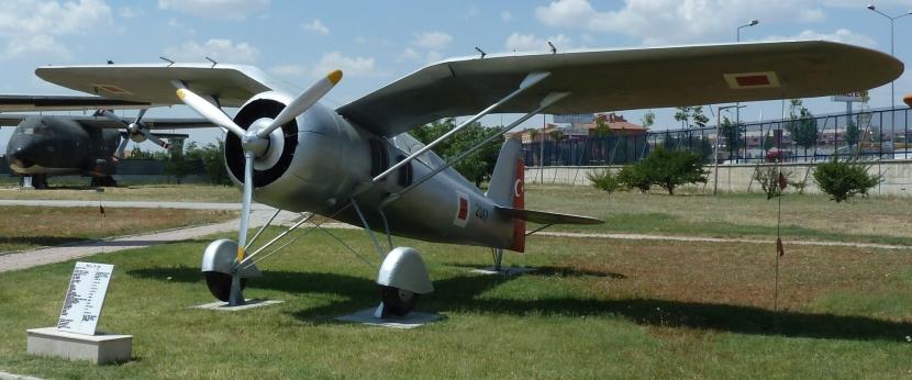 9_PZL24 in Turkish Air Force Museum at Ankara.jpg