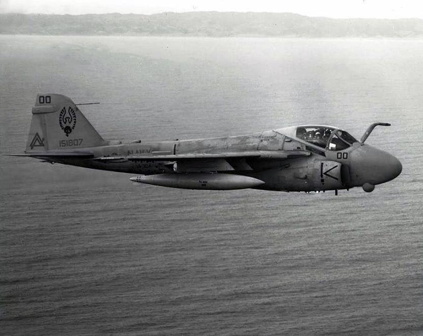A-6E ND500 BuNo 151807 enhanced