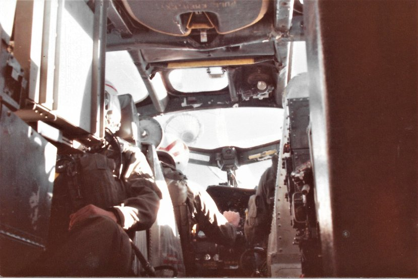 EA-3B Cockpit from Pos 4