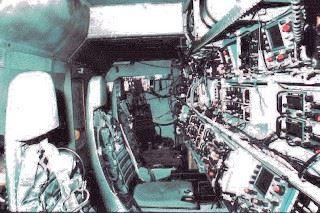 EA-3B ECM Compartment