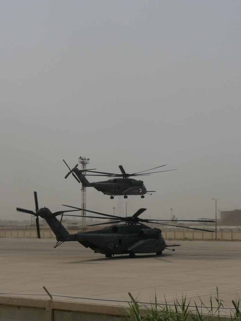 5 Aug 10 Sea Dragons Umm Qasr Iraq