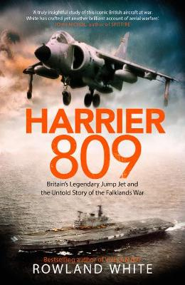 Book review: Harrier 809 by Rowland White