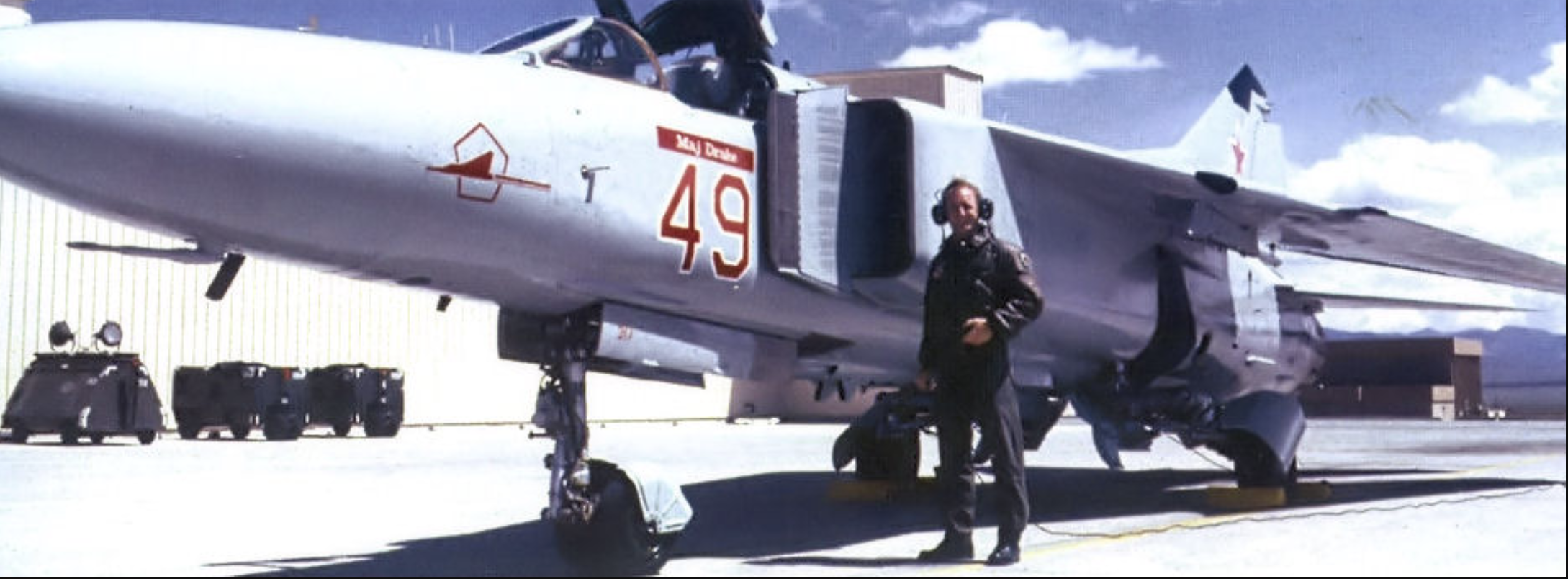 My fight with secret MiGs: An F-15 Eagle pilot writes