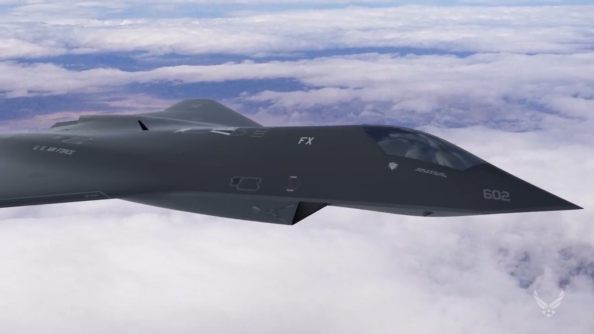 Next-Generation Air Dominance prototype? A former British technical liaison for Washington reflects