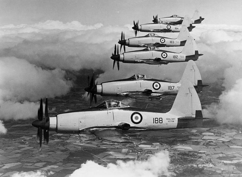 66 years ago today a pilot ejected from an aeroplane trapped underwater!