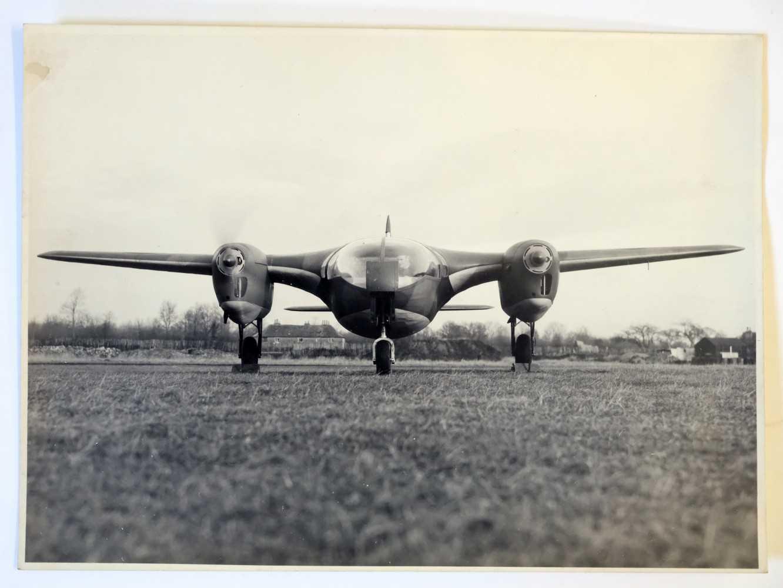 Miles M.30, the British 'Moonbat'