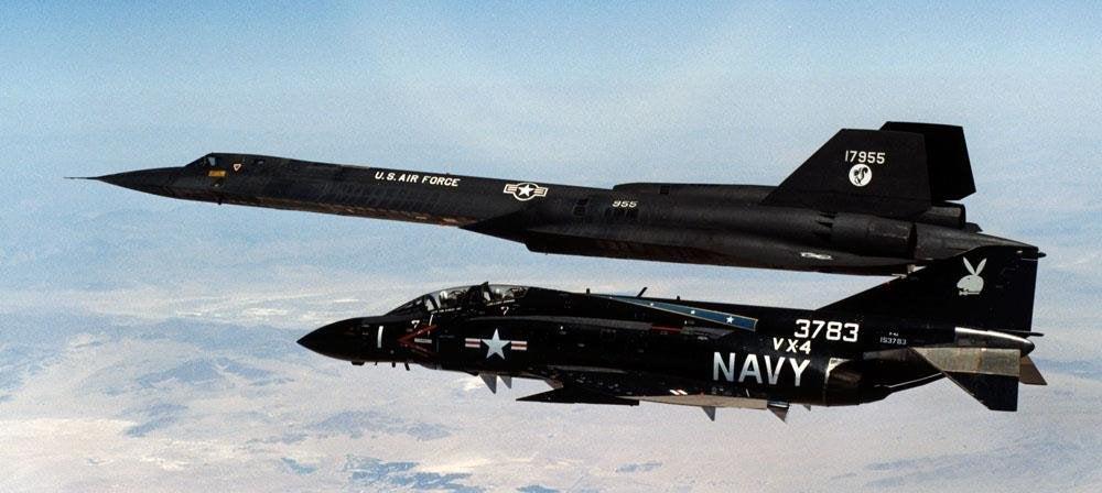 Blackbird pilot interview, Part 2: SR-71 could go even faster than you thought reveals pilot