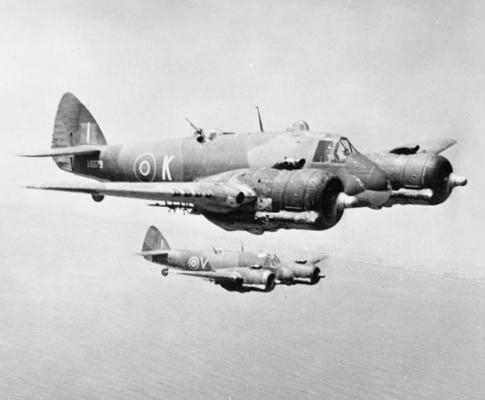 Mad Dogs and Englishmen: War Stories: Bristol Beaufighter